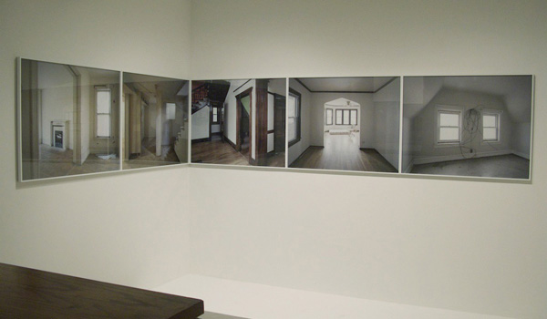 Installation view, Museum of Contemporary Photography, Chicago