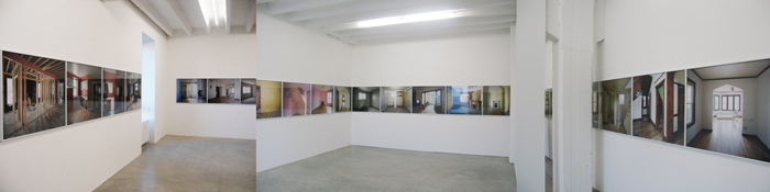 Installation view, Gallery ftc, Berlin