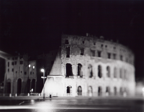 """from Las Vegas to Rome, #22"", 2003, C-print, 105 x 126 cm"